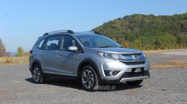 Đánh giá ban đầu về Honda BR-V: Crossover đầy hứa hẹn