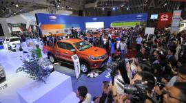 Tháng 10: Thị trường ôtô trong nước bùng nổ