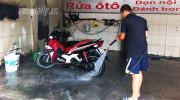 4 mẹo giữ lớp sơn xe máy luôn như mới