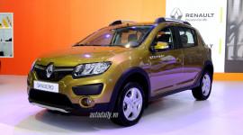 Cơ hội lái thử bộ 3 xe mới của Renault tại Hà Nội
