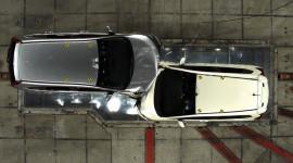 Tận mắt xem màn thử nghiệm va chạm giữa Honda CR-V và Jazz