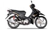 Xe côn tay giá rẻ Suzuki Axelo 125 thêm màu mới