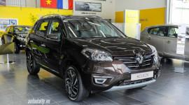 Cận cảnh Renault Koleos Privilege 2015 tại Việt Nam