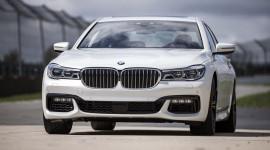 Sáng nay, xế đầu bảng BMW 7-Series 2016 ra mắt tại Việt Nam