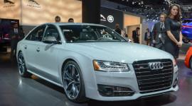 Mục sở thị xế đầu bảng Audi S8 Plus 2016 vừa ra mắt