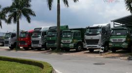 Tháng 12, thuế nhập khẩu xe tải tăng vọt