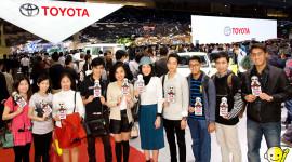 Công bố kết quả Cuộc thi chụp ảnh selfie thắt dây an toàn Toyota