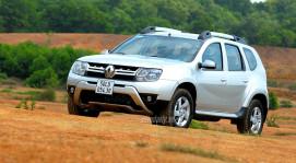 Đánh giá Renault Duster: SUV cho người thực dụng