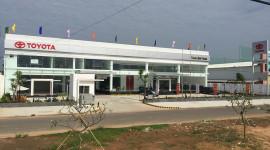 Toyota Việt Nam khai trương đại lý thứ 44