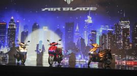 Honda Việt Nam công bố Air Blade hoàn toàn mới, giá không đổi