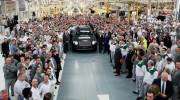 Bentley Bentayga dành cho nữ hoàng Anh quốc xuất xưởng