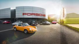 Trung tâm Porsche đầu tiên trên thế giới dành cho xe cổ