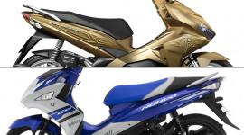Chọn Honda Air Blade hay Yamaha Nouvo Fi?