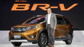 """Honda BR-V phiên bản sản xuất """"chào"""" thị trường Đông Nam Á"""