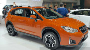 """Subaru XV bản cải tiến """"chào"""" thị trường Đông Nam Á"""