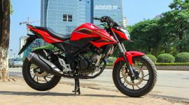 Soi chi tiết Honda CB150R 2016 đầu tiên về Việt Nam