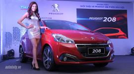 """Peugeot 208 bản """"cải tiến"""" ra mắt thị trường Việt"""