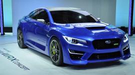 """Subaru """"ấp ủ"""" dự án WRX STI sử dụng động cơ Hybrid"""