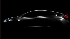 Hyundai IONIQ sắp trình làng