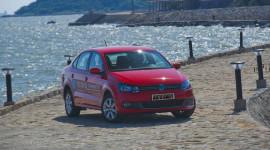 """""""Nổi hứng"""" ra biển cùng Volkswagen Polo"""