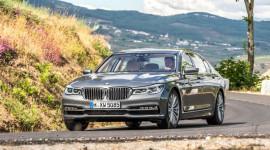 """BMW 7-Series tranh giải """"Xe châu Âu của năm 2016"""""""