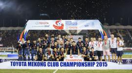 Đại diện Thái Lan vô địch giải bóng đá Toyota 2015