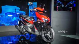 5 mẫu xe máy được quan tâm nhất tại Việt Nam năm 2015