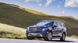 Rò rỉ giá bán Mercedes-Benz GLS tại Việt Nam