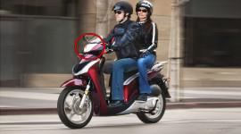 Tác dụng của đèn chiếu sáng ban ngày trên xe máy
