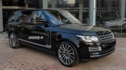 Soi chi tiết Range Rover SVAutobiogrpahy đầu tiên về Việt Nam