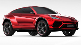 Lamborghini Urus sẽ ra mắt công chúng vào năm 2018