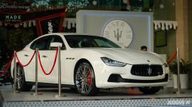 Maserati Ghibli chính hãng đầu tiên đến Việt Nam