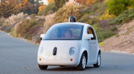 Ford có thể sản xuất xe tự động của Google