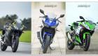 Có 200 triệu đồng, chọn Honda CBR300R, Yamaha R3 hay Kawasaki Ninja 300?