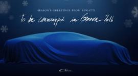 """Hé lộ thông số kỹ thuật """"khủng"""" của siêu phẩm Bugatti Chiron"""
