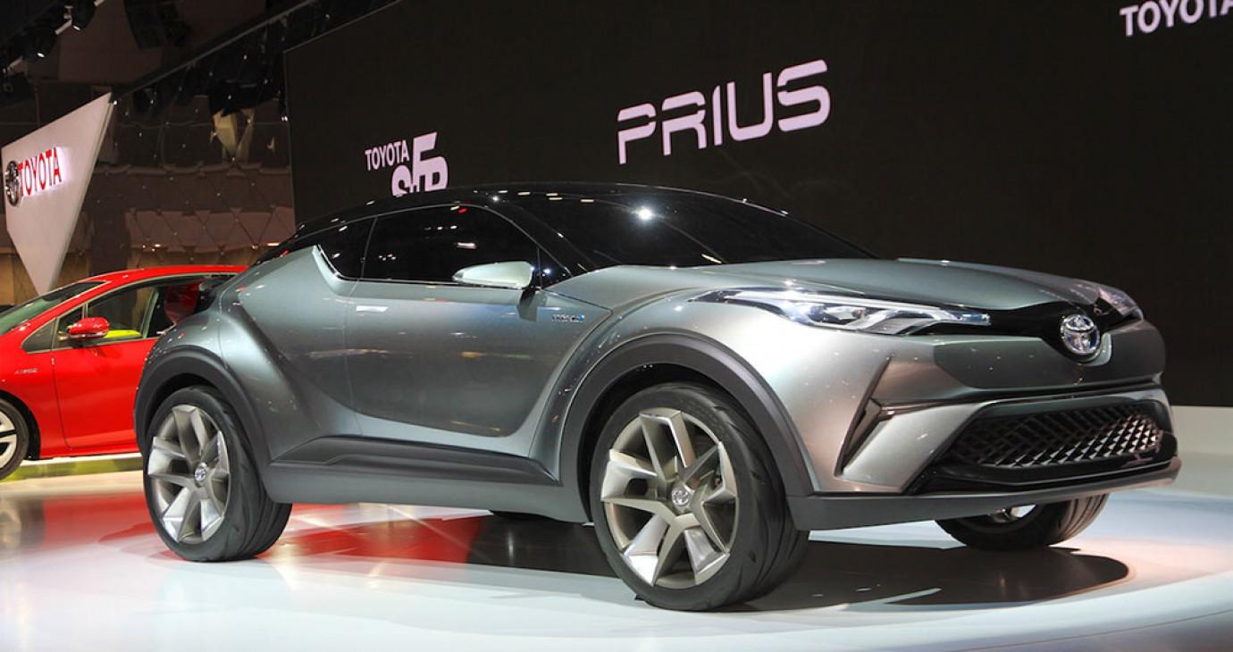 5 mẫu xe Toyota đáng mong chờ trước năm 2018