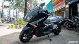 Yamaha TMax phiên bản đặc biệt cập bến Việt Nam