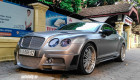 """Chạm mặt Bentley Continental GT độ """"siêu hầm hố"""" tại Hà Nội"""