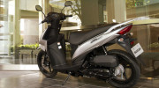 Suzuki sắp ra xe tay ga mới ở Việt Nam