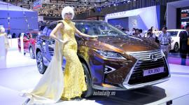 Chiều nay, xe bán chạy nhất lịch sử Lexus ra mắt tại Hà Nội