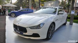 Maserati khai trương showroom đầu tiên tại Việt Nam