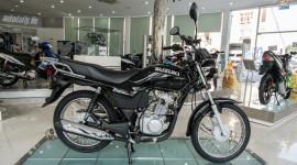 Suzuki GD110 bất ngờ xuất hiện tại đại lý