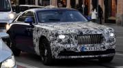 Rolls-Royce Wraith Series II lộ diện trên đường thử