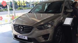 """Mazda CX-5 2016 lộ """"ảnh nóng"""" tại Việt Nam"""