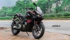 Bajaj Pulsar RS200 Demon Black về Việt Nam, giá hơn 90 triệu