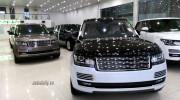 """""""Cơn sốt"""" SUV siêu sang Range Rover SVAutobiography tại Việt Nam"""