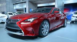 Lexus thắng đậm trong năm 2015