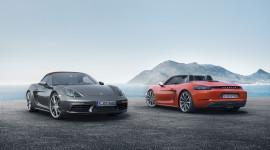 Porsche giới thiệu 718 Boxster hoàn toàn mới