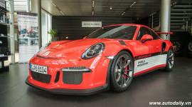 """Ngắm dàn """"xế khủng"""" của Porsche vừa về Việt Nam"""