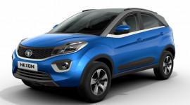Tata Nexon: Đối thủ mới của Ford EcoSport